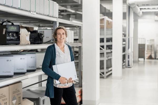 Ricarda Gauder Produktmanagement